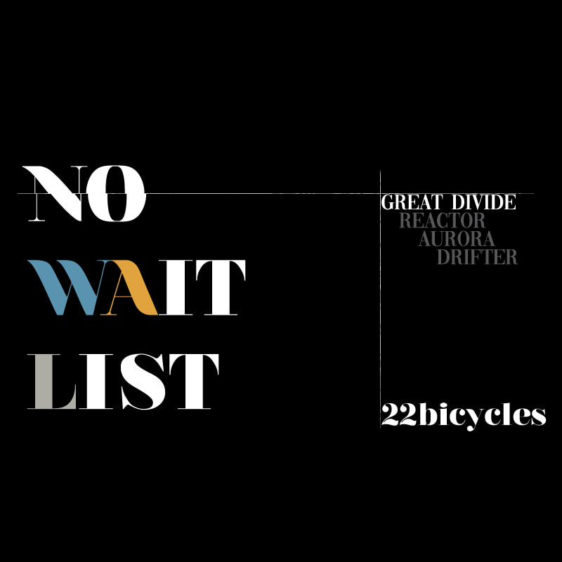No wait list | Great Divide